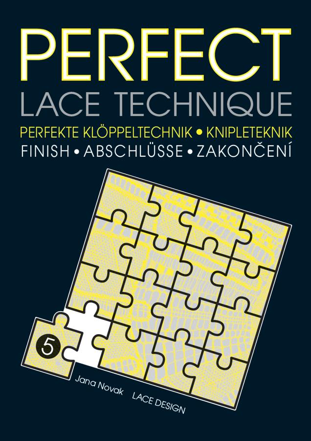 Perfect Lace Technique 5.